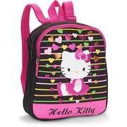Kitty Mini Dome Hearts Backpack Hello Kitty Mini Dome Hearts Backpack