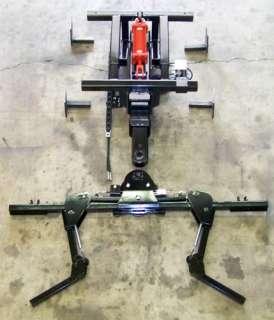 Lift & Tow Z Series Hidden Wheel Lift Self Loader Repo Truck Metro