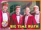 Big Time Rush BTR Big Time Guys Poster