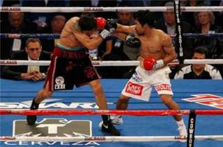 MANNY PACQUIAO Boxing Shorts vs Margarito sz S M L XL