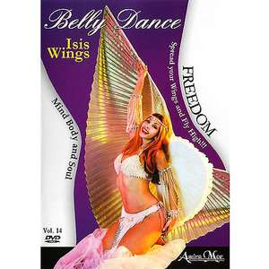 Amira Mor: Belly Dance For Freedom: Isis Wings: TV Shows