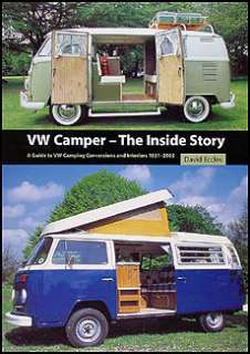 1951 2005 VW Bus Camper Conversion and Interior Guide Volkswagen