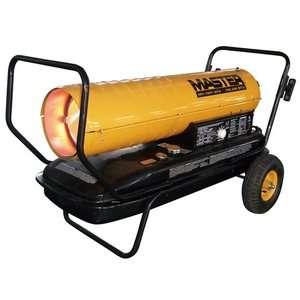 Master 190000 BTU Kerosene Forced Air Heater with