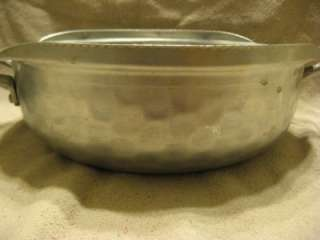 Everlast Forged Aluminum Casserole Dish with Pyrex Bowl ~ NICE