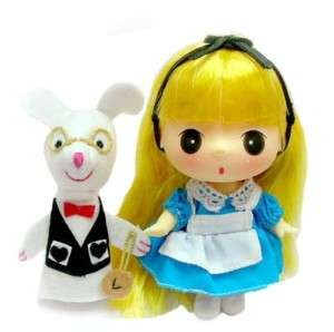 Lovely Cute Collectible Doll Alice in Wonderland DDUNG