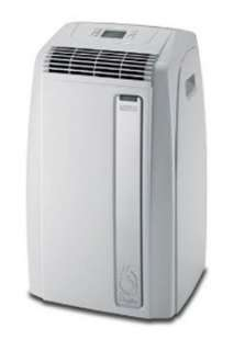 DELONGHI 11,000 BTU PORTABLE AIR CONDITIONER W/ REMOTE PAC A110 11000