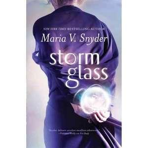 Storm Glass, Snyder, Maria V. Literature & Fiction