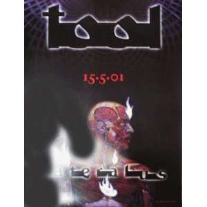 Tool Alex Grey Lateralus CD Promotional Poster 2001: Home
