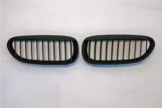 BMW E63 M6 6 Series HOOD BLACK CHROME FRONT GRILL GRILLE