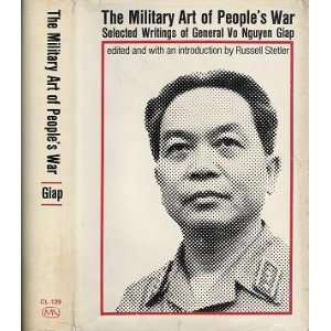Vo Nguyen Giap General Vo Nguyen and Stetler, Russell Editor Giap