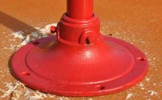 Pump & Planter CO Galva ILL Cast Iron Farm Hand Water Well Pump