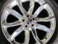 Ford Explorer factory 20 Wheels Tires OEM Rims Polished 255/50/20 3861