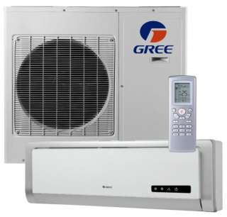 DUCTLESS MINI SPLIT AIR CONDITIONER AC HEAT PUMP 9K BTU