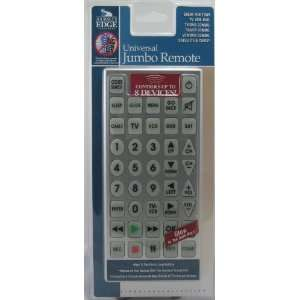 Journeys Edge Universal Jumbo Remote Control Electronics