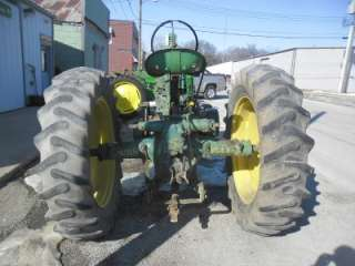 1941 John Deere Model A All Fuel Runs http//www.auctiva/stores