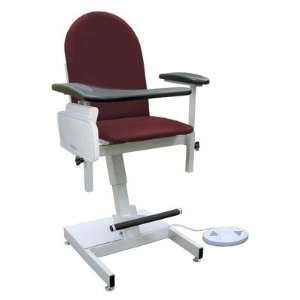 Blood Drawing Chair Color Blue Ridge, Style Standard