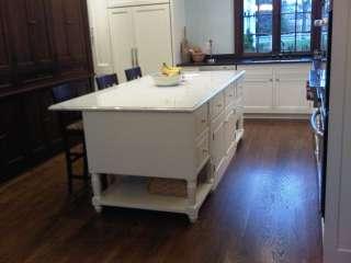 52 Kitchen Island Maple Wood Butcher Block Counter Top W Wine Cooler