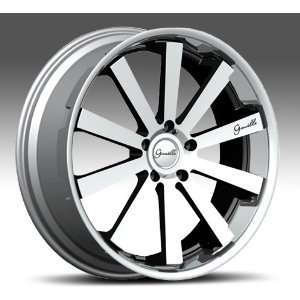 Gianelle Santo2ss 24x10 Cadillac suv Hummer Chevy suv GMC Wheels Rims