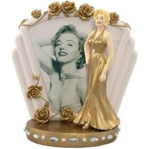 Marilyn Monroe   Gold Dress Marilyn