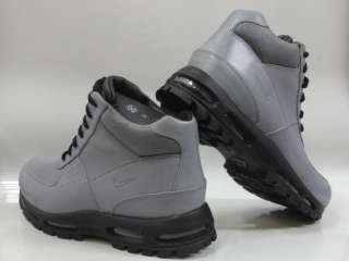 Nike Air Max Goadome Silver Cool Grey Boots Mens Size 15