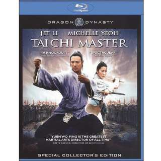 Tai Chi Master (Blu ray) (Widescreen) Blu ray