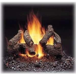 com Monessen Gas Logs 30 Inch American Oak Vented Propane Gas Log Set