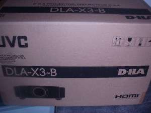 JVC DLA X3 D ILA Projector Specifications newFREE MOUNT