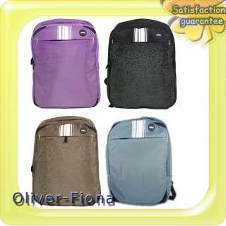 Travel Bag Backpack for DELL Laptop 14.1 15.4 purple