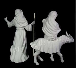 into Egypt Holy Family Jesus Christ Religious Figurines 1998