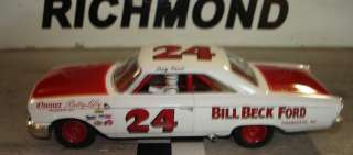 24 Tiny Lund BILL BECK FORD 1963 Ford Galaxie Custom Built 1/32 Scale