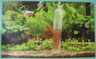 Siphon Cleaner MINI   fish tank wood coral sand Gravel