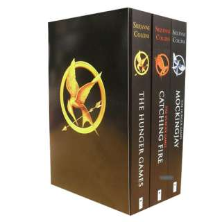 games Catching Fire Mockingjay Books Collection Set Gift Pack