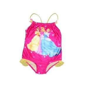 Princess Cinderella Belle Sleeping Beauty Infant One Piece Swimsuit