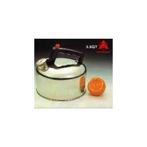 ATH S3019 30 3.5 Qt Stainless Steel Kettle with Whistling