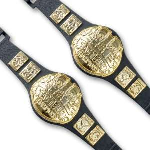 Tag Team Championship Belts for Wrestling Action Figures: Toys & Games