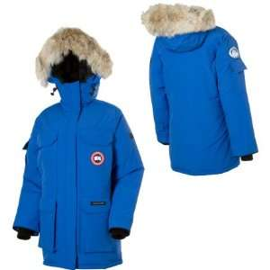 Canada Goose Womens Pbi Expedition Parka (Royal Pbi Blue