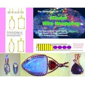 Master Wire Wrapping (Jewelry Making, Vol. 1): Gerald L